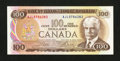 Canadian Currency: , BC-52b $100 1975 . ...