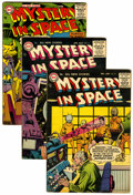 Silver Age (1956-1969):Science Fiction, Mystery in Space Group (DC, 1956-59) Condition: Average VG/FN.... (Total: 7 )