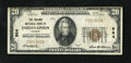 National Bank Notes:West Virginia, Piedmont, WV - $20 1929 Ty. 1 The First NB Ch. # 3629. This is thefirst time a note which carries this title has graced...