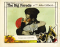 "Movie Posters:War, The Big Parade (MGM, 1925). Lobby Cards (3) (11"" X 14""). ...(Total: 3 Items)"