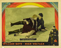 "Movie Posters:Drama, High Voltage (Pathe', 1929). Lobby Cards (4) (11"" X 14""). ...(Total: 4 Items)"