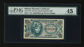 Military Payment Certificates:Series 651, Series 651 25¢ PMG Choice Extremely Fine 45....