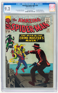 The Amazing Spider-Man #26 (Marvel, 1965) CGC NM- 9.2 Off-white to white pages