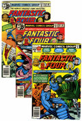 Modern Age (1980-Present):Superhero, Fantastic Four Box Lot (Marvel, 1978-87) Condition: Average NM-....