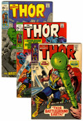 Modern Age (1980-Present):Superhero, Thor Box Lot (Marvel, 1967-85) Condition: Average VF-....