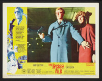 """The Ipcress File (Universal, 1965). Lobby Card Set of 8 (11"""" X 14""""). Thriller. ... (Total: 8 Items)"""