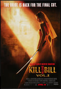 "Movie Posters:Action, Kill Bill: Vol. 2 Lot (Miramax, 2004). One Sheets (2) (27"" X 40"")DS Advances. Action.. ... (Total: 2 Items)"