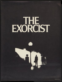"The Exorcist (Warner Brothers, 1974). Special Exhibitor's Poster (18.5"" X 24.5""). Horror"