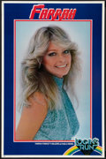 "Movie Posters:Science Fiction, Logan's Run (MGM, 1976). Farrah Fawcett-Majors Promotional Poster(23"" X 35""). Science Fiction.. ..."