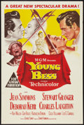 "Movie Posters:Drama, Young Bess (MGM, 1953). Australian One Sheet (27"" X 40""). Drama.. ..."