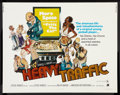 "Movie Posters:Animated, Heavy Traffic (American International, 1973). Half Sheet (22"" X28""). Animated.. ..."