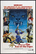 """Movie Posters:Fantasy, Sinbad and the Eye of the Tiger (Columbia, 1977). One Sheet (27"""" X41""""). Fantasy.. ..."""