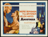 "Anastasia (20th Century Fox, 1956). Lobby Card Set of 8 (11"" X 14""). Drama. ... (Total: 8 Items)"
