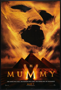 """The Mummy Lot (Universal, 1999). One Sheets (2) (27"""" X 40"""") DS. Horror. ... (Total: 2 Items)"""