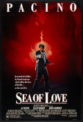 "Movie Posters:Thriller, Sea of Love (Universal, 1989). One Sheet (27"" X 40"") SS. Thriller.. ..."