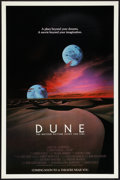 "Movie Posters:Science Fiction, Dune (Universal, 1983). One Sheet (27"" X 41""). SS Advance. ScienceFiction.. ..."