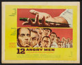 """Movie Posters:Drama, 12 Angry Men (United Artists, 1957). Lobby Card Set of 8 (11"""" X14""""). Drama.. ... (Total: 8 Items)"""