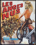 """Movie Posters:Bad Girl, Naked Angels (Alpha France, 1970). French Affiche (22.5"""" X 29"""").Bad Girl.. ..."""