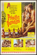 """Movie Posters:Documentary, Primitive Paradise (Excelsior, 1961). Poster (40"""" X 60"""").Documentary.. ..."""