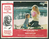 """Play It As It Lays (Universal, 1972). Lobby Card Set of 8 (11"""" X 14""""). Drama. ... (Total: 8 Items)"""