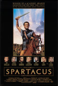 "Movie Posters:Adventure, Spartacus (Universal International, R-1991). One Sheet (27"" X39.75"") SS. Adventure.. ..."