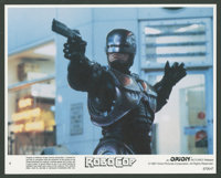 """RoboCop (Orion, 1987). Lobby Card Set of 8 (8"""" X 10""""). Action. ... (Total: 8 Items)"""