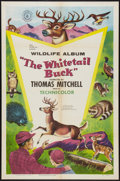 "Movie Posters:Documentary, The Whitetail Buck Lot (RKO, 1955). One Sheets (3) (27"" X 41""). Documentary.. ... (Total: 3 Items)"