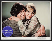 "Made for Each Other (20th Century Fox, 1971). Lobby Card Set of 8 (11"" X 14""). Comedy. ... (Total: 8 Items)"