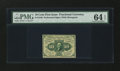 Fractional Currency:First Issue, Fr. 1240 10¢ First Issue PMG Choice Uncirculated 64 EPQ....