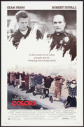 "Movie Posters:Action, Colors (Orion, 1988). One Sheet (27"" X 41""). Action.. ..."