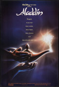 "Movie Posters:Animated, Aladdin (Buena Vista, 1992). One Sheet (27"" X 40"") DS. Animated.. ..."