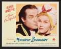 """Movie Posters:Comedy, Monsieur Beaucaire (Paramount, 1946). Lobby Card Set of 8 (11"""" X 14""""). Comedy.. ... (Total: 8 Items)"""