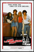 "Movie Posters:Bad Girl, The Pom Pom Girls (Crown International, 1976). One Sheet (27"" X41"") Style B. Bad Girl.. ..."