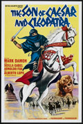 "Movie Posters:Adventure, The Son of Caesar and Cleopatra (MGM, 1965). One Sheet (27"" X 41"").Adventure.. ..."
