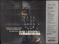 "Movie Posters:Science Fiction, Rollerball (United Artists, 1975). Subway (44.5"" X 59""). ScienceFiction.. ..."