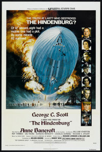 "The Hindenburg (Universal, 1975). One Sheet (27"" X 41""). Thriller"