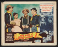 """Movie Posters:Western, She Wore a Yellow Ribbon (RKO, 1949). Lobby Cards (2) (11"""" X 14""""). Western.. ... (Total: 2 Items)"""