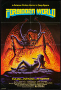 "Movie Posters:Science Fiction, Forbidden World (New World, 1982). One Sheet (26.5"" X 39.5"").Science Fiction.. ..."