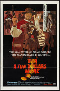"""Movie Posters:Western, For a Few Dollars More (United Artists, 1967). One Sheet (27"""" X 41""""). Western.. ..."""