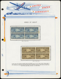 U.S. Airmail Collection, 1926-71