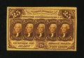 Fractional Currency:First Issue, Fr. 1281 25c First Issue Very Choice New....
