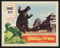 "Godzilla vs. the Thing (American International, 1964). Lobby Card Set of 8 (11"" X 14""). Science Fiction. ... (..."