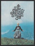 """Movie Posters:Musical, The Sound of Music Lot (20th Century Fox, 1965). Programs (2) (Multiple Pages, 8"""" X 11""""). Musical.. ... (Total: 2 Items)"""