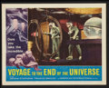 "Movie Posters:Science Fiction, Voyage to the End of the Universe (American International, 1964).Lobby Card Set of 8 (11"" X 14""). Science Fiction.. ... (Total: 8Items)"