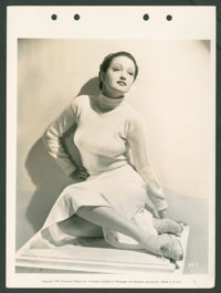 """Dorothy Lamour (Paramount, 1939). Keybook Stills (2) (8"""" X 11""""). Miscellaneous. ... (Total: 2 Items)"""