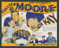 """Movie Posters:Comedy, Oh Kay! (First National, 1928). Herald (5.5"""" X 6.75"""", Folded Out).Comedy.. ..."""