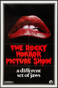 """The Rocky Horror Picture Show (20th Century Fox, 1975). One Sheet (27"""" X 41"""") Style A. Rock and Roll"""