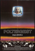 """Movie Posters:Horror, Poltergeist Lot (MGM/UA, 1982). Spanish One Sheets (2) (27"""" X 41"""").Horror.. ... (Total: 2 Items)"""