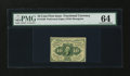 Fractional Currency:First Issue, Fr. 1240 10c First Issue PMG Choice Uncirculated 64....