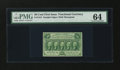 Fractional Currency:First Issue, Fr. 1312 50c First Issue PMG Choice Uncirculated 64....